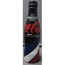 EURO 2016 Coca-Cola Zero 'French flag' bottle, France